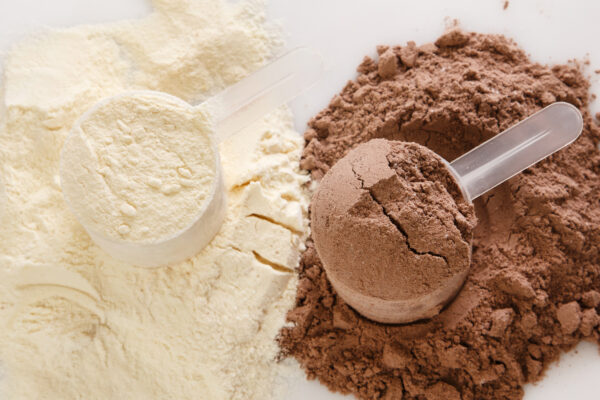 Image to show what protein powder looks like.